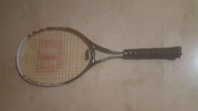 Imagen producto Raquetas de tenis 4