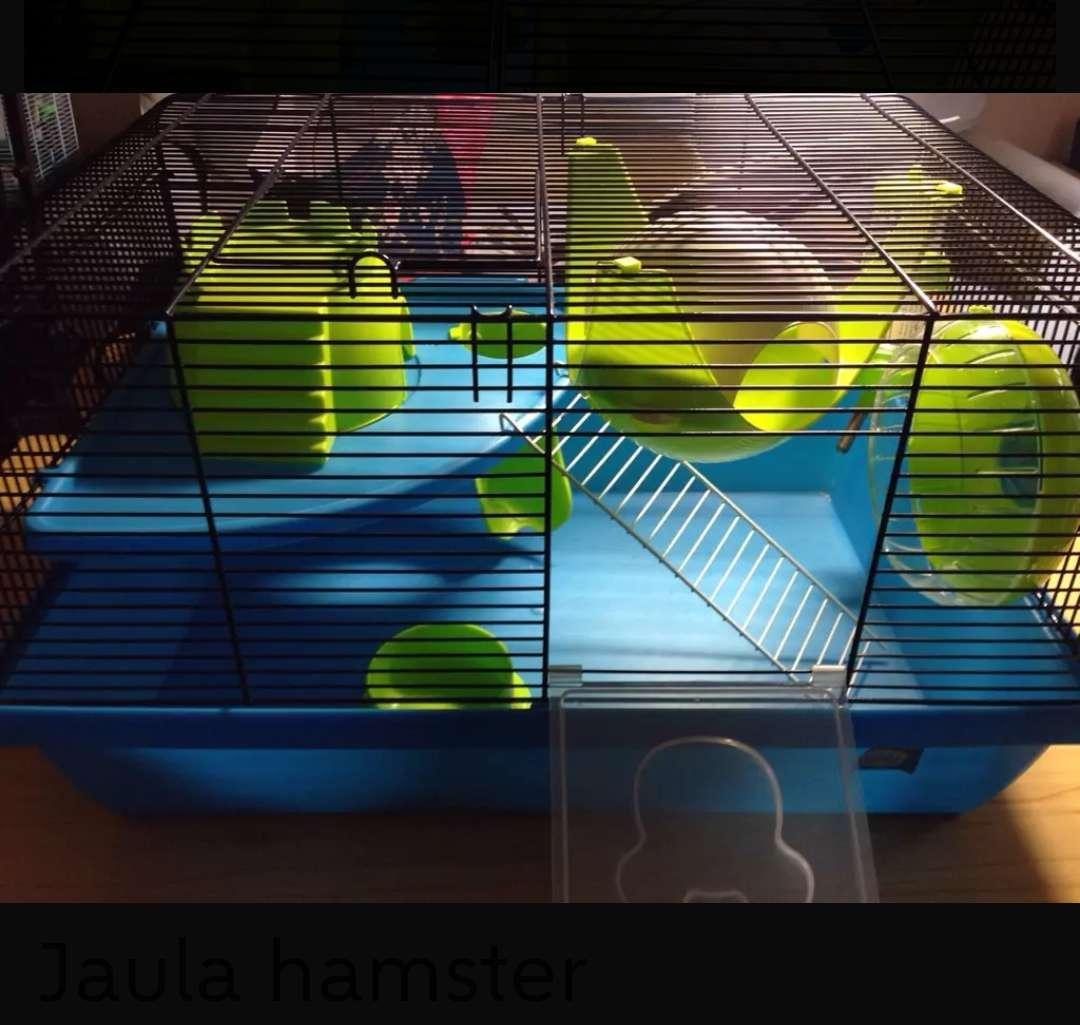 Imagen producto Jaula hamster 3