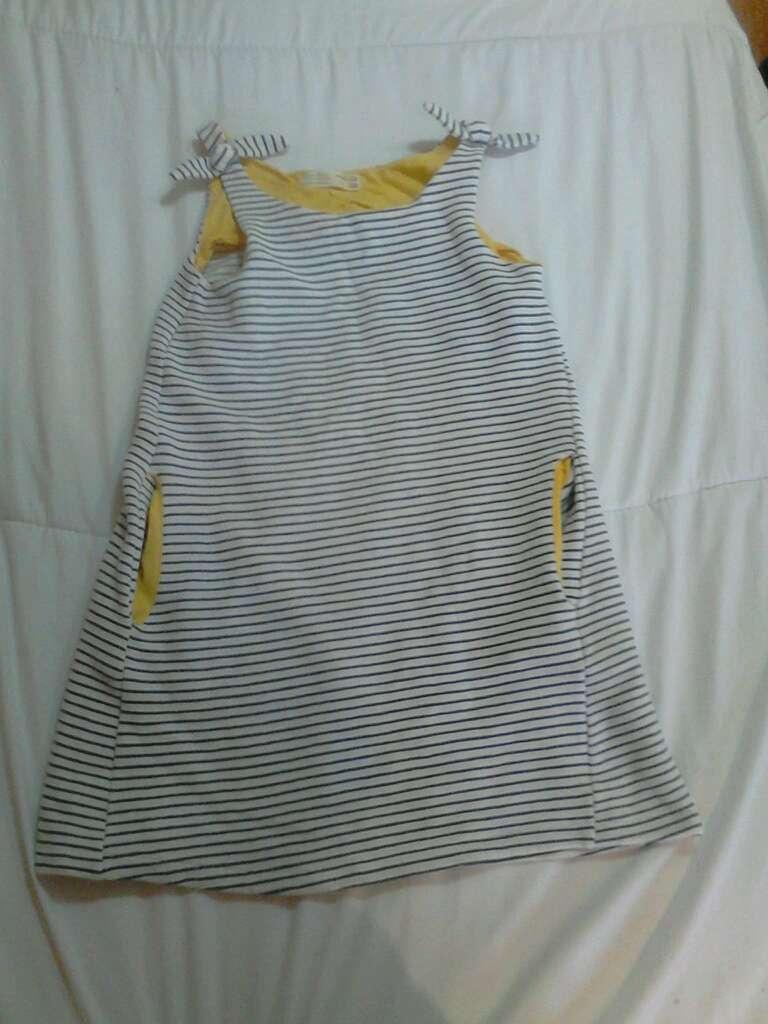 Imagen vestido marinero de niña