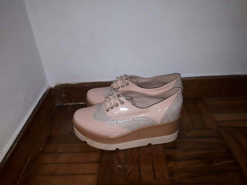 Imagen Vendo Zapatos Rosa para dama