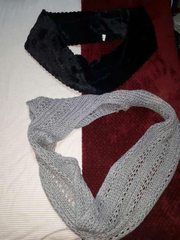 Imagen Vendo bufandas para dama