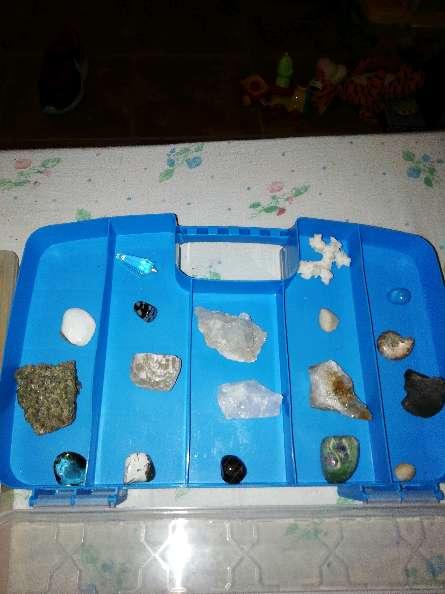Imagen Colección minerales