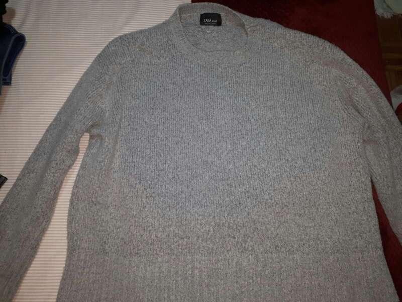 Imagen Vendo saco gris