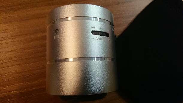 Imagen producto Altavoz portátil omnidireccional microSD + Regalo  3
