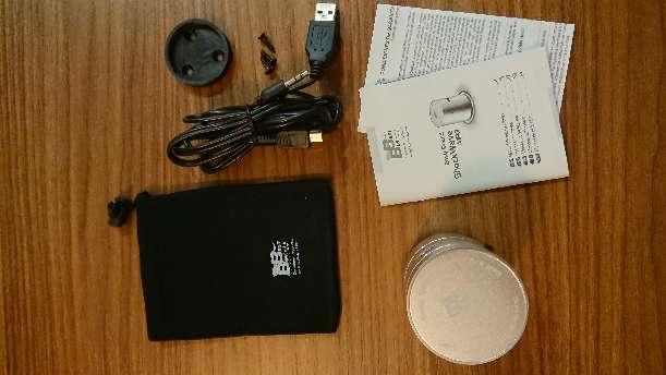 Imagen producto Altavoz portátil omnidireccional microSD + Regalo  8
