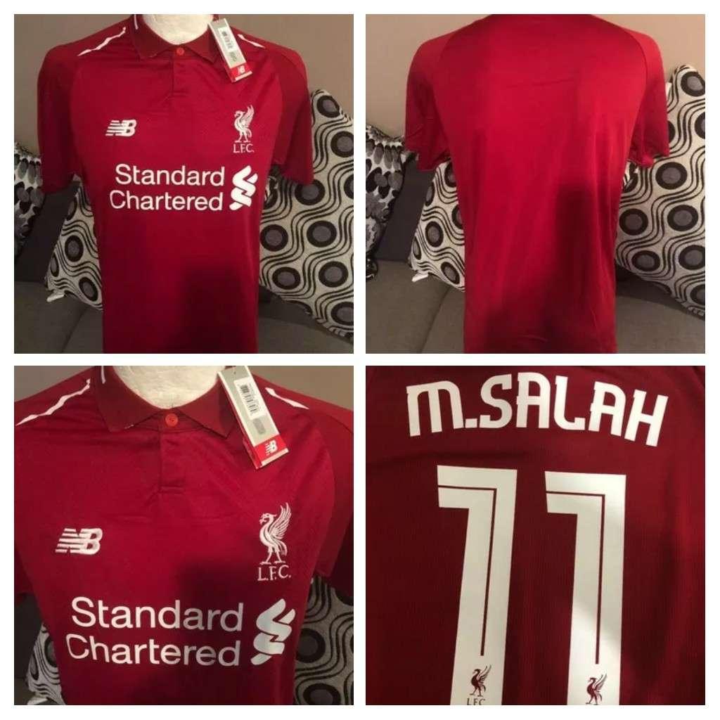 Imagen Camisetas Liverpool 2019