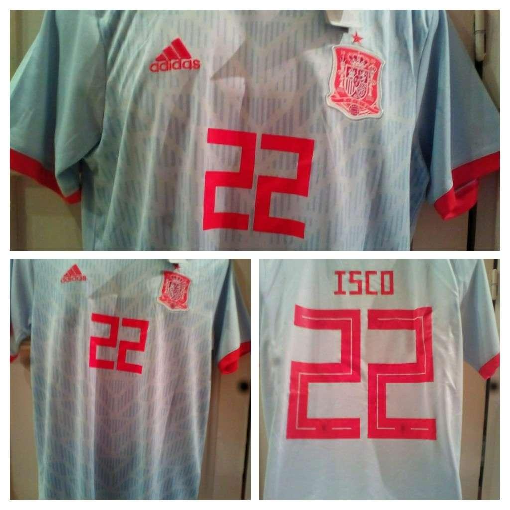 Imagen Camisetas selección España eurocopa 2020