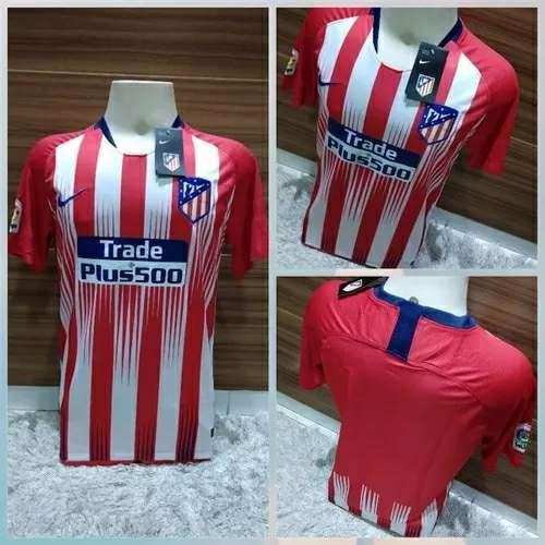 Imagen Camisetas Atlético de Madrid 2019