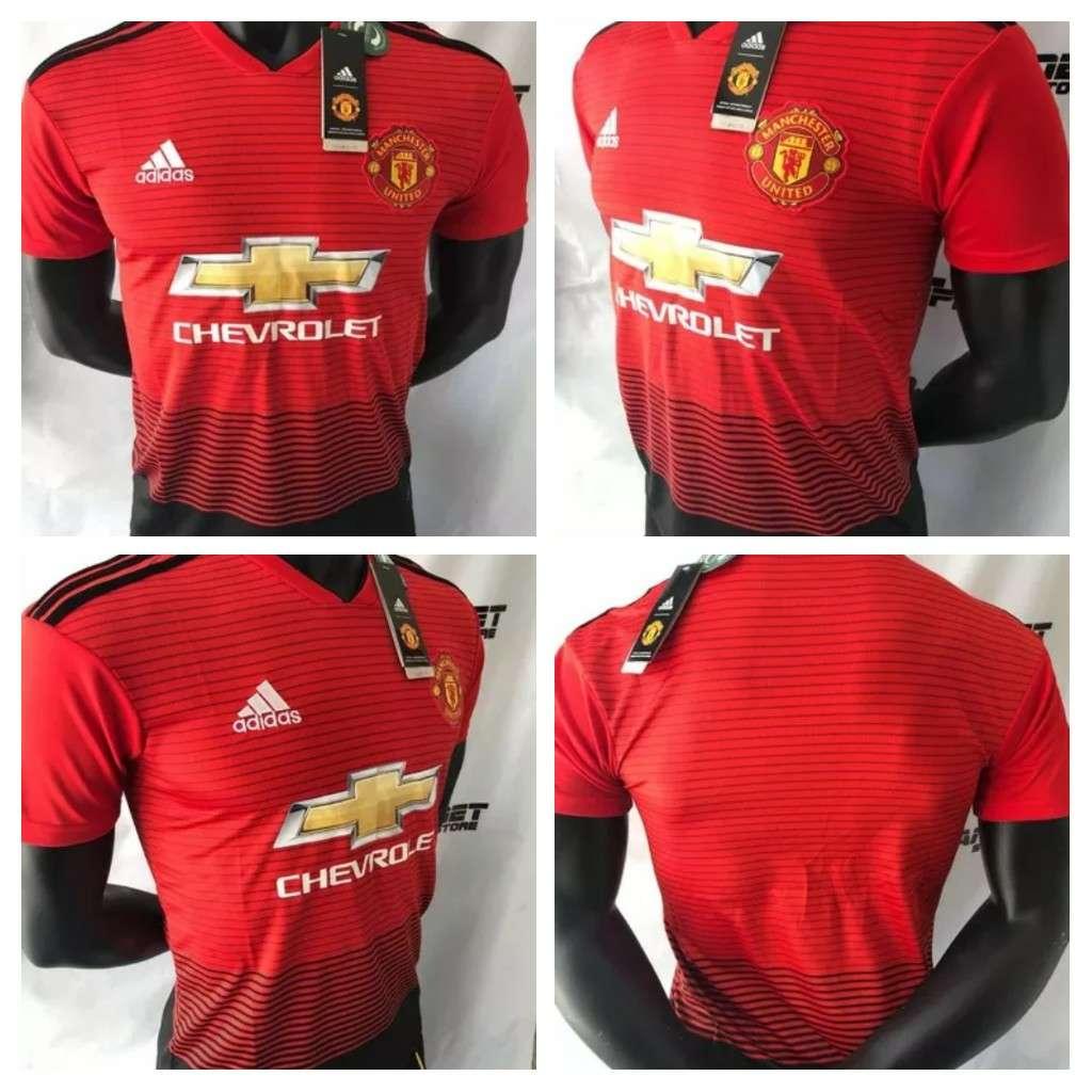 Imagen Camisetas Manchester United 2019