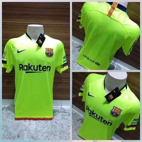 Imagen Camisetas 2019 Barcelona 2 equipacion