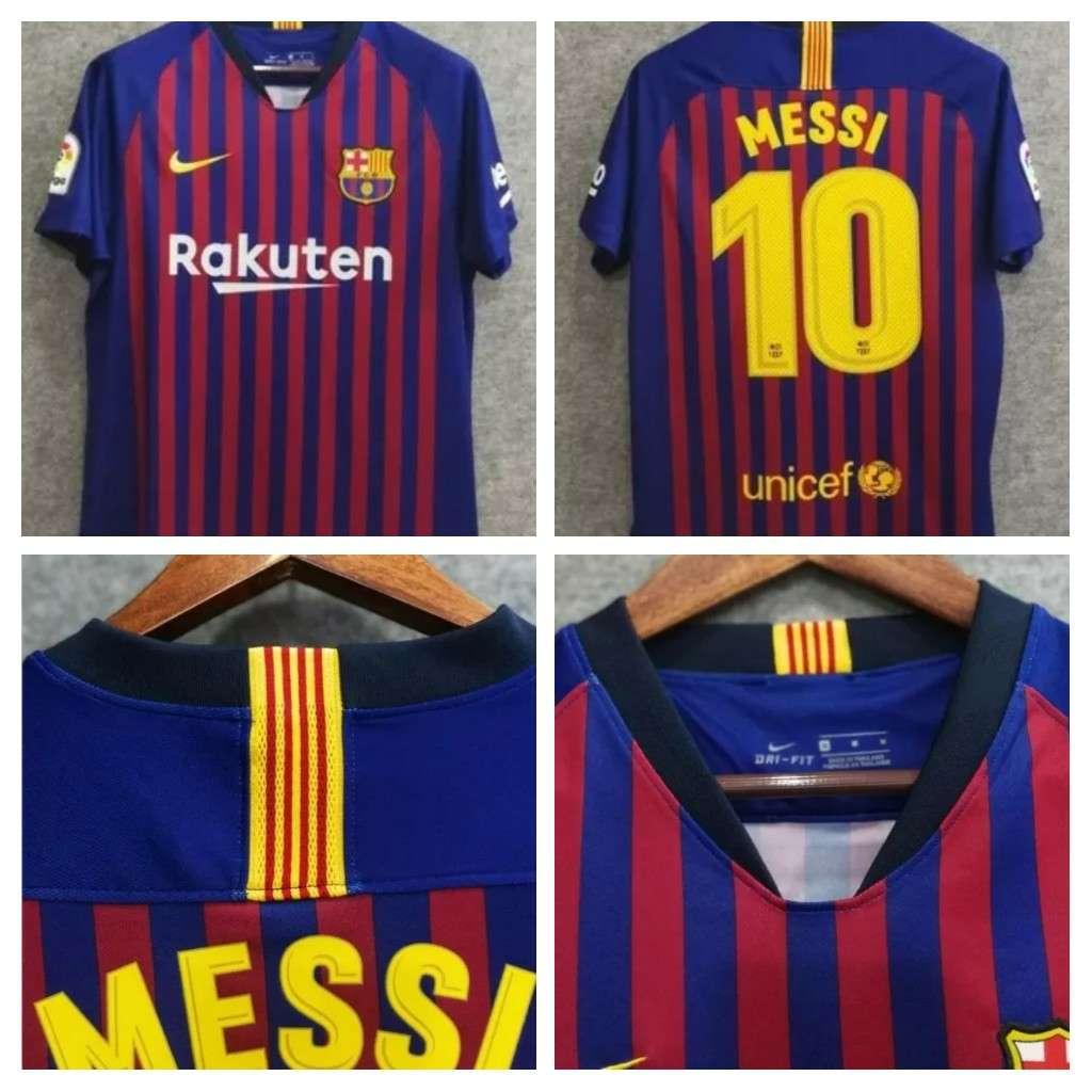 Imagen Barcelona camisetas temporada 2019
