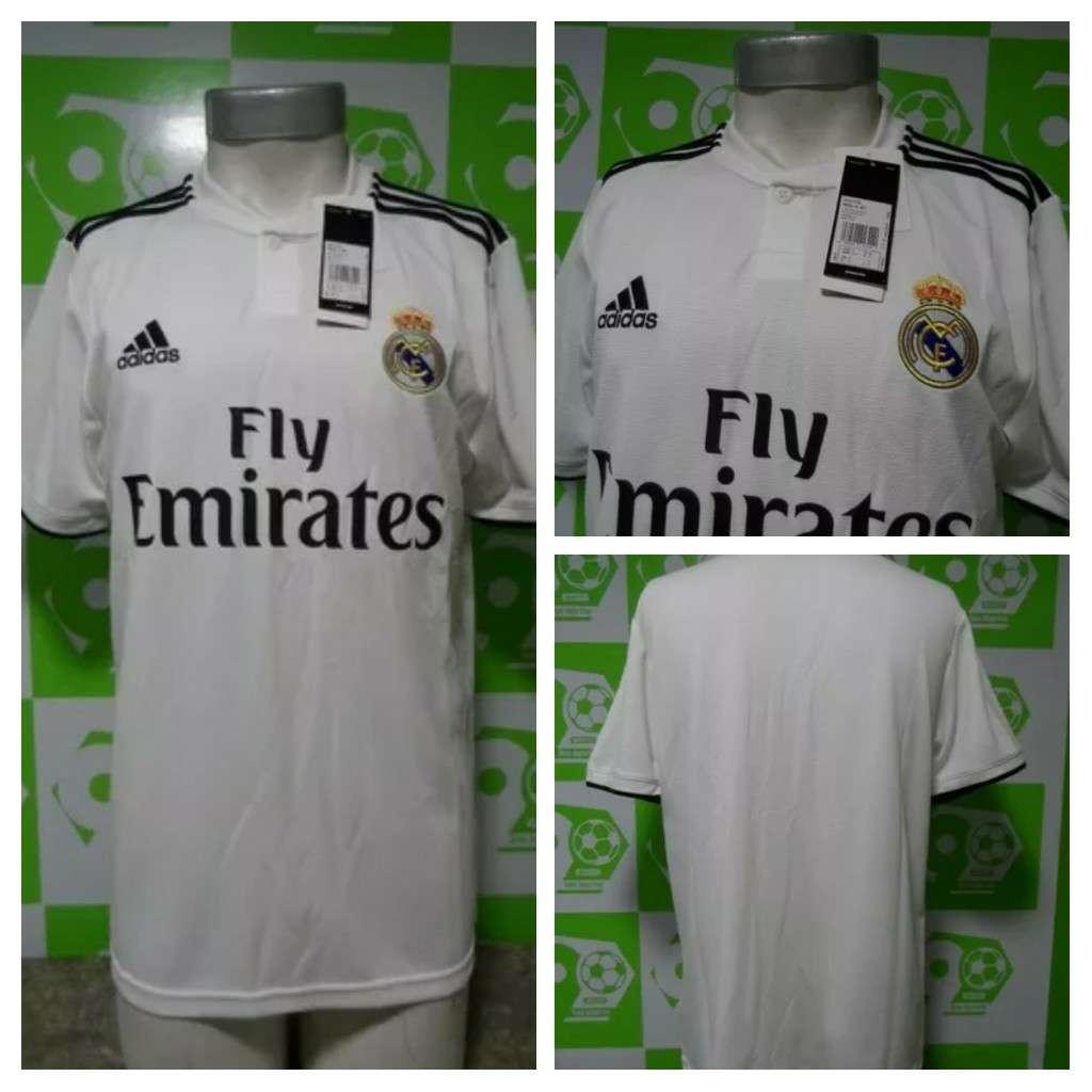 Imagen Camisetas Real Madrid temporada 2019