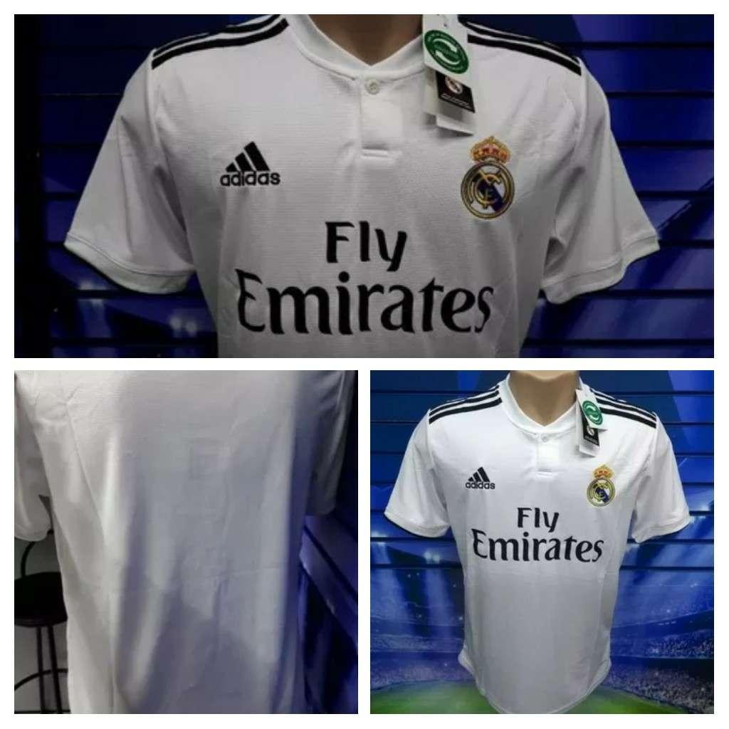 Imagen Camisetas del Real Madrid de la temporada 2019