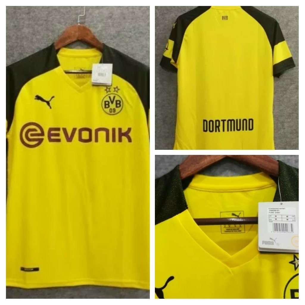 Imagen Camisetas Borussia Dortmund 2019