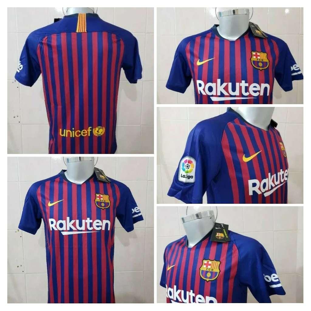 Imagen Camisetas 2019 temporada Barcelona