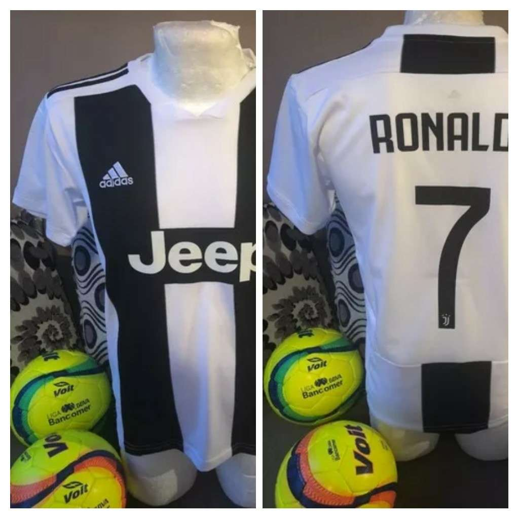 Imagen CAMISETAS temporada 2019 Juventus Turin