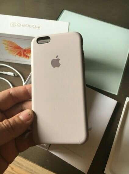 Imagen producto IPhone 6 64 gb oro rosa 6