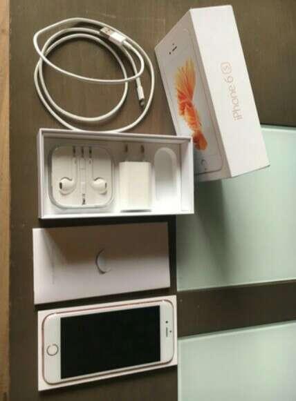 Imagen producto IPhone 6 64 gb oro rosa 4