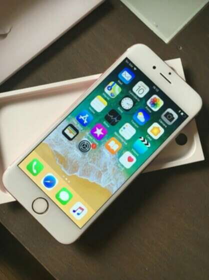 Imagen producto IPhone 6 64 gb oro rosa 2