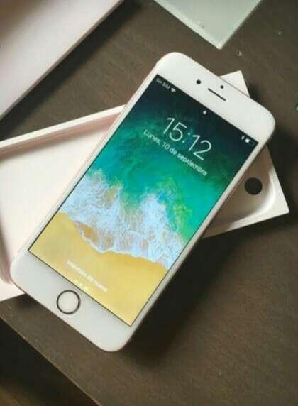Imagen iPhone 6 64 gb oro rosa