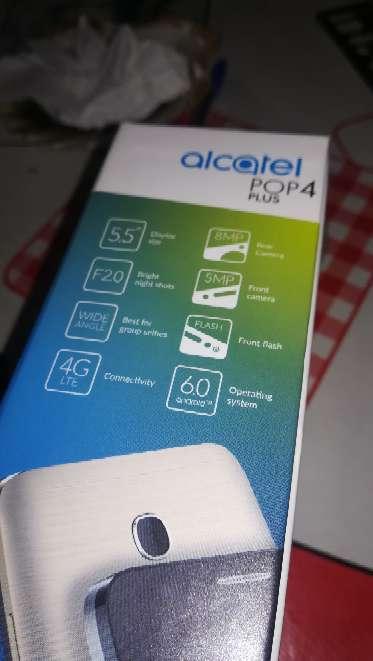 Imagen producto Alcatel pop4 5