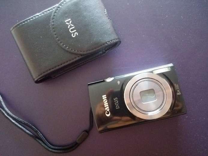 Imagen cámara Canon ixus