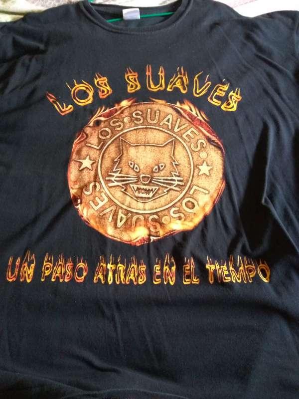 Imagen producto Camiseta los suaves 2