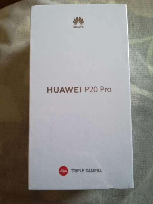 Imagen producto Huawei P20 Pro libre y precintado 1