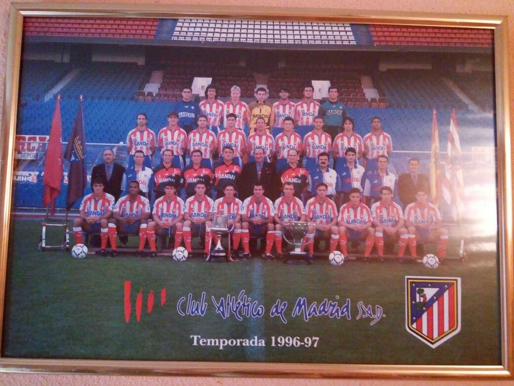 Imagen Cuadro Atlético de Madrid