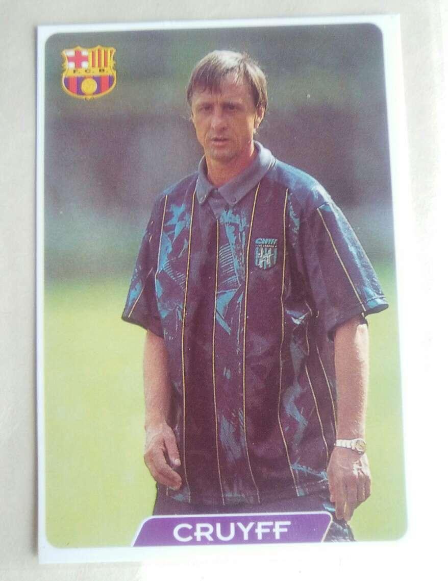 Imagen producto Johan Cruyff Card. 1