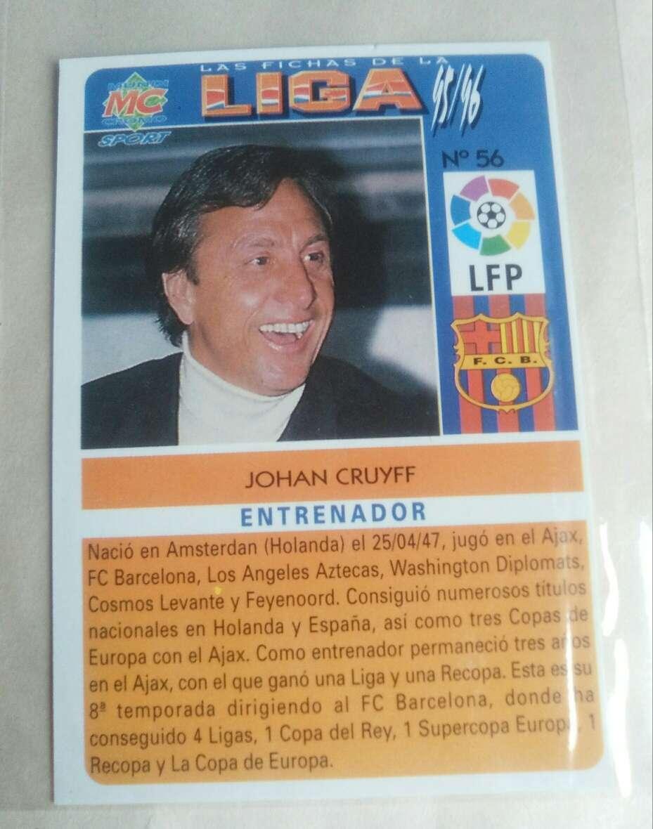 Imagen producto Johan Cruyff Card. 2