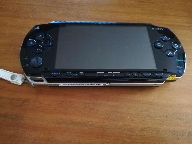 Imagen producto Videoconsola PSP + 3 juegos 2