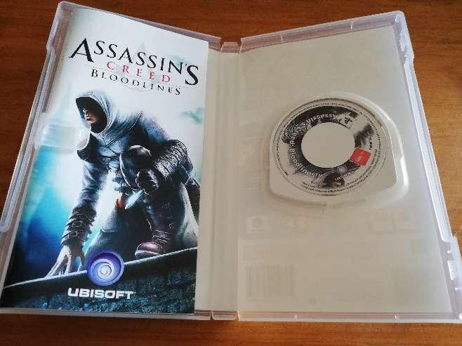 Imagen producto Videoconsola PSP + 3 juegos 4