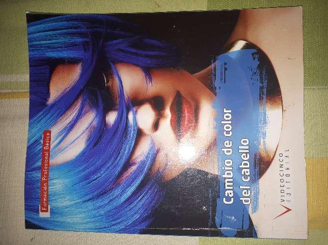 Imagen Libros FPB peluqueria