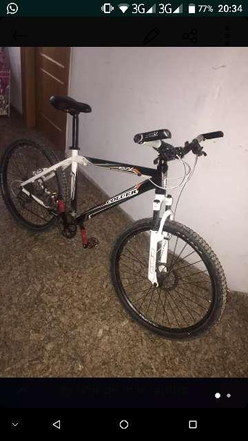Imagen bici mountain bike talla mediana