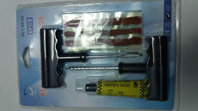 Imagen kit reparación pinchazo.