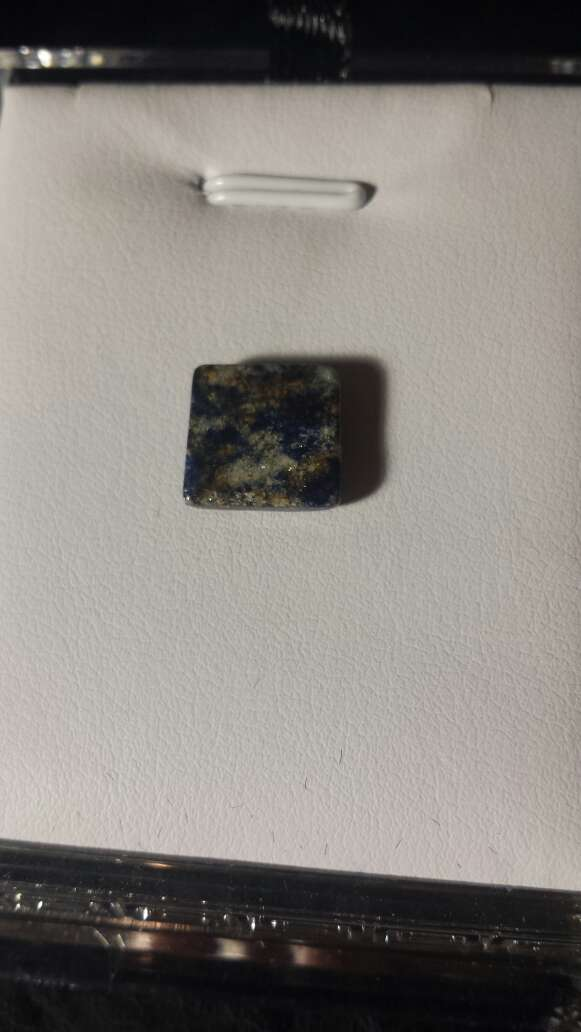 Imagen producto Lapislázuli 1 x 1  4