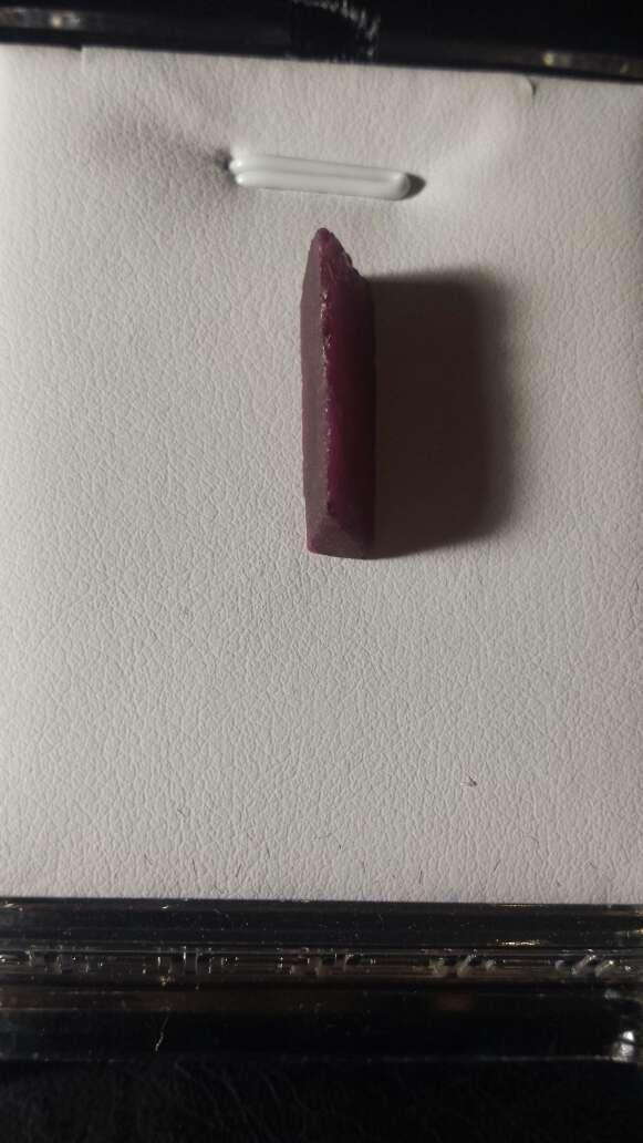 Imagen producto Rubí rojo sangre 8,5 ct 6