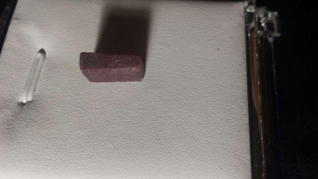 Imagen producto Rubí rojo sangre cuadrado 10 ct  5