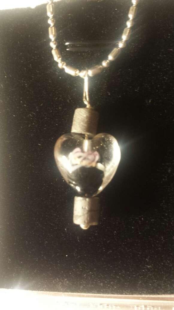 Imagen producto Doble meteorito y corazón  5