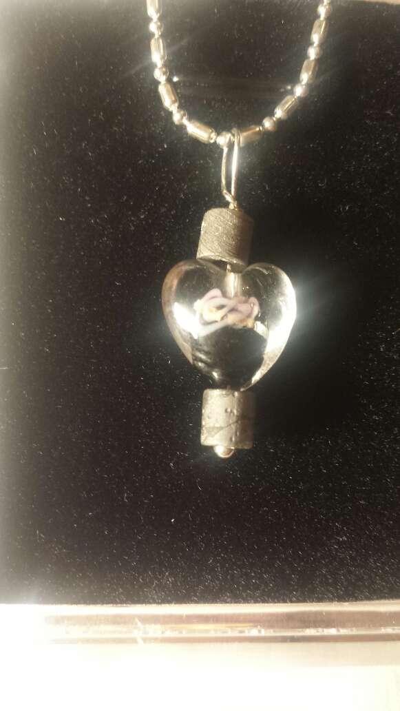 Imagen producto Doble meteorito y corazón  4