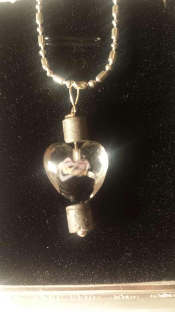 Imagen producto Doble meteorito y corazón  3