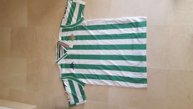 Imagen producto Camiseta real betis 1