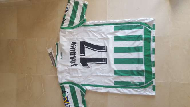 Imagen producto Camiseta real betis 2