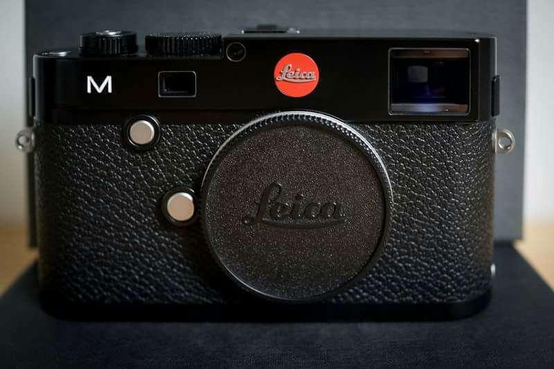 Imagen Leica M avec accessoires