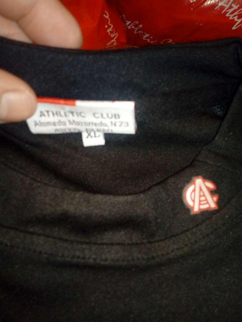 Imagen camisata athletic bilbao