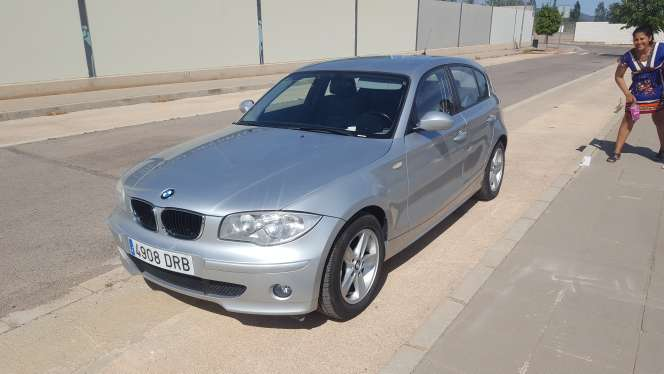 Imagen producto BMW Serie 1   116i    (2009) 5