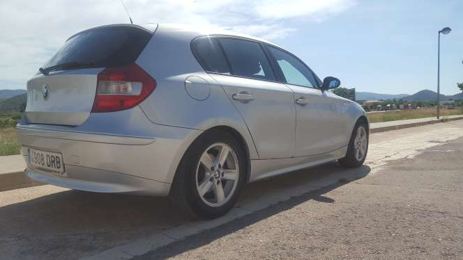 Imagen producto BMW Serie 1   116i    (2009) 8