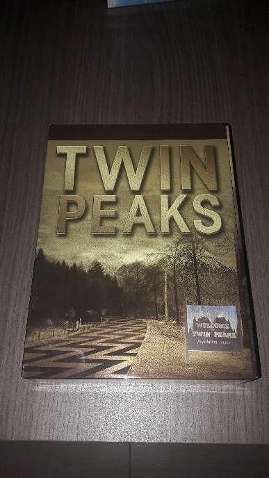 Imagen twin peaks dvd