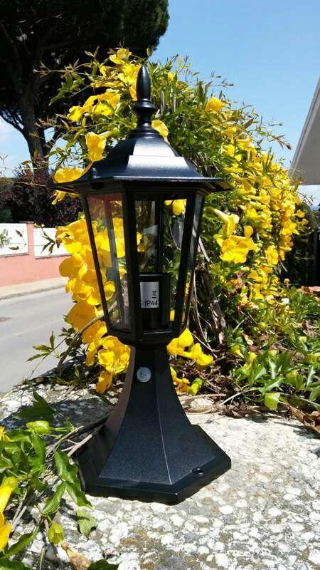 Imagen producto Sobremuro jardín automatizado 2
